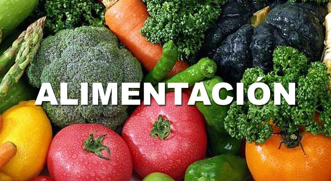 CURSO DE ALIMENTACION Y NUTRICION, Sabado 3 de Marzo
