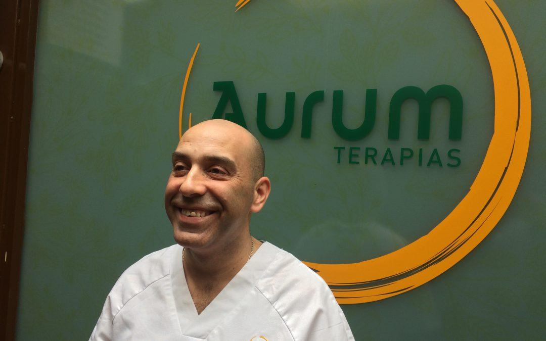Incorporamos un nuevo profesional en Aurum Terapias.